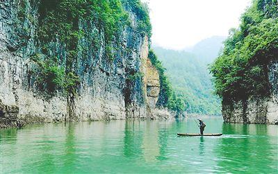 """来贵州绥阳:探索风景之王 发现""""十二背后"""""""