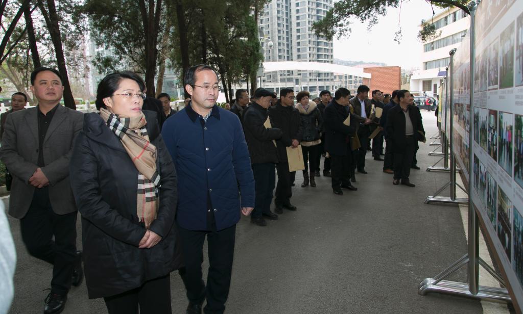安顺市学校思想政治工作会议在安顺学院召开-安顺学院宣传部
